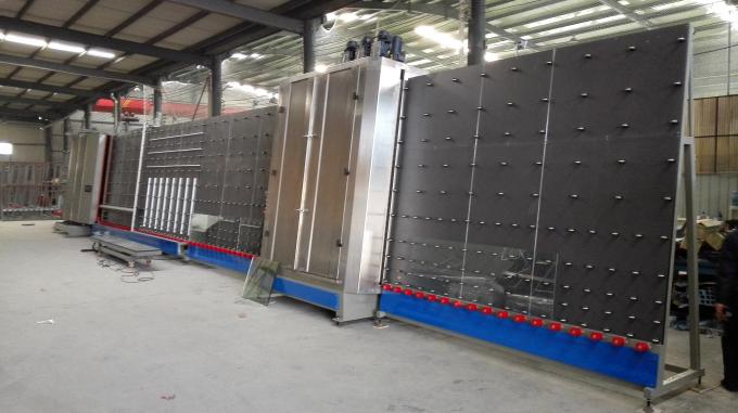 2500x3000mm Automatic Low-e Double Glazing Line /  Insulating Glass Machine