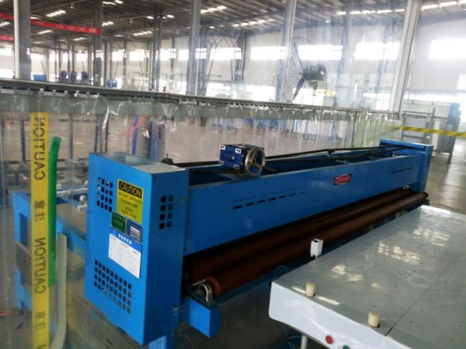 Cold Roller Press Double Glazing Machinery for Superspacer IG Production
