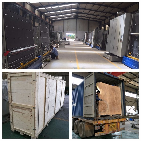 Curtain Wall Double Glazing Equipment , Insulated Glass