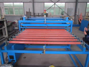 China Double Glazing Machinery Heated Roller Press for Warm Edge Spacer , Performance supplier