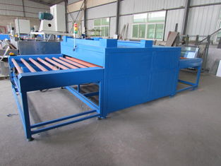 China Insulating Glass Heated Roller Press,Heated Roller Press Machine,Hot Roller Press for Warm Edge Spacer Insulating Glass supplier