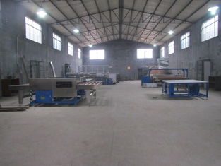 China High Speed Horizontal Insulating Glass Production Line Warm Edge Spacer supplier