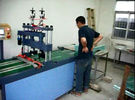 China Double Head Professional Circular Glass Cutter With Single / Double / Triple Cutters factory