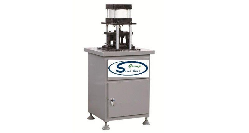 china single die pneumatic aluminum punching machine sheet metal hole punch press ce supplier
