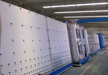 China Aluminium Double Glazing Equipment For Curtain Wall Glass , Plc Control System distributor