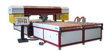 China Horizontal Automatic  4 Side Glass Seaming Machine distributor