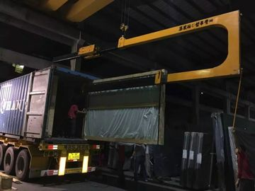 China Glass Lifting Crane C Grab for Glass Unpacking / U Shape Container distributor