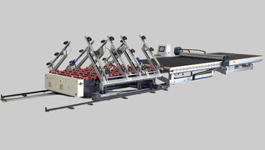 China CNC Automatic  Glass Cutting Line for Insulating Glass distributor