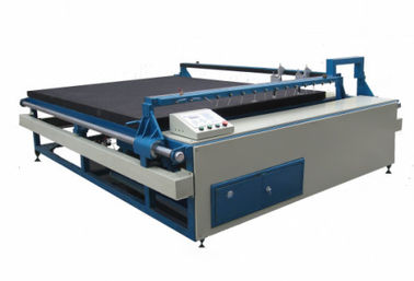 China PLC Control Semi Automated Cutting Glass Machine 3660x2440mm distributor