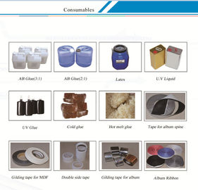 China Consumables for Album Making factory