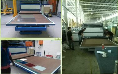 China Four Layers Glass Laminating Machine Furnace 2200x3200mm CE Approved distributor
