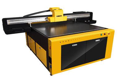 China Large Format Inkjet UV Flatbed Printer with Curve and Density Adjustment distributor