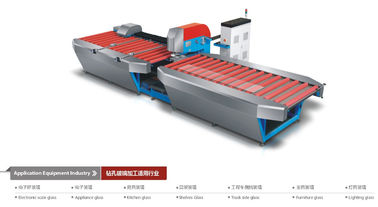 China CNC  Automatic Solar Glass / Photovoltaic Solar Glass  Drilling Machine distributor
