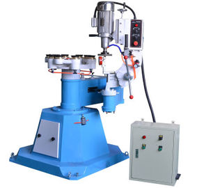 China Low Noise Portable Glass Beveling Machine , Glass Beveling Equipment High Speed distributor