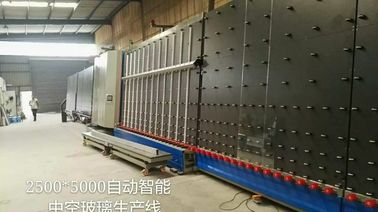 China 5000mm Glass Processing Equipment With Automatic Sealing Robot 380v distributor