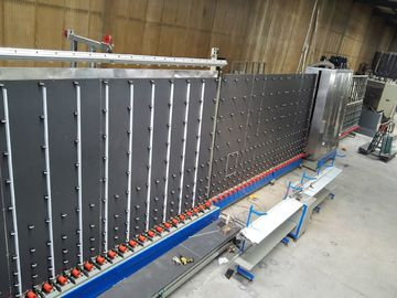 China 2.5x5m Insulating Glass Production Line With Touch Screen Operation distributor