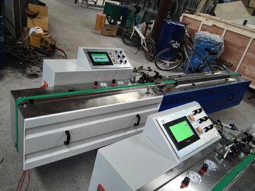 China PLC Control Automatic PIB Butyl Extruder Machine Working Speed 4~40m / min 2.2KW distributor