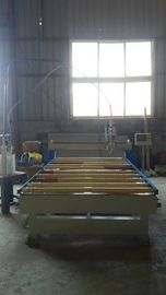 China Durable Aluminium Window Machinery Automated Sealing Machine / Robot Power 2kw distributor