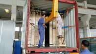 U Shape Container Lifting Crane,C Grab  for Glass Container Crane,U Shape Glass Unloading Crane from Container
