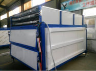 Bullet - Proof Five Layers Glass Laminating Equipment 2000x3000mm Stable operation